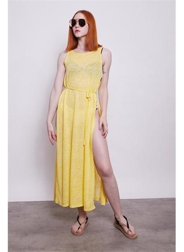 Jument Elbise Sarı